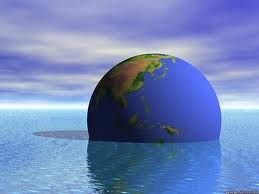 The World in water